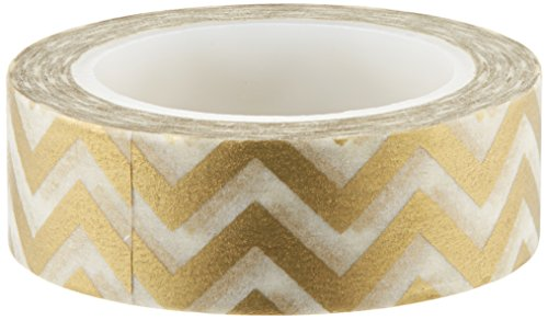 Wrapables Striped Washi Masking Chevron