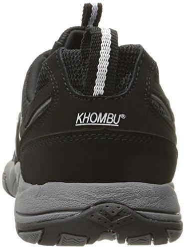 Khombu Mens Revhaj 2 Äventyr Sport Sko Svart