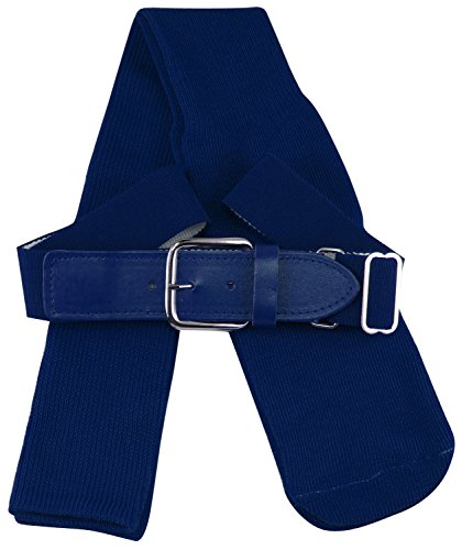 TCK Sports Baseball Belt & Socks Combo Set, Navy, (High Five Blue Soccer Uniform)