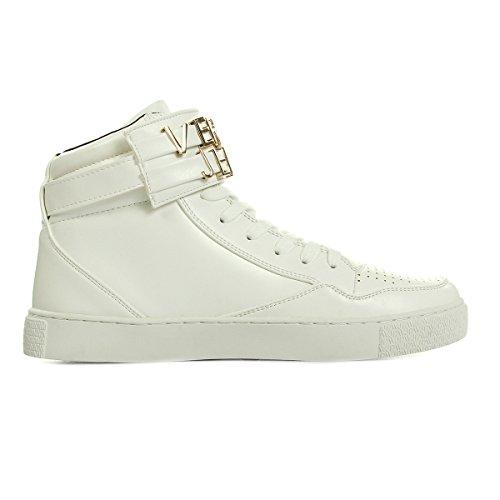 Versace Jeans Sneaker Uomo Dis E5 Lettering Coating E0YPBSE577164MCI, Basket