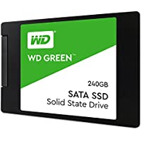 Western Digital SSD WDS240G2G0A 240GB SATA III 6Gb s 2.5 7mm WD Green Retail