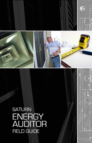 energy auditor field guide - 2
