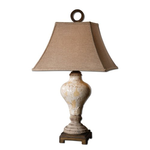 Uttermost 26785 Fobello Lamp, 29.0