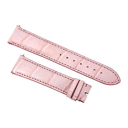 Swiss Watch 21ABT52M International 21 MM Light Pink Genuine Alligator Strap (Pink Genuine Alligator Strap)