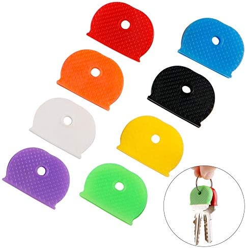 16PCS Plastic Covers Assorted Colors product image