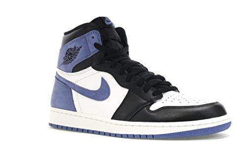 Nike OG 555088 Retro HIGH 'Blue 115 Moon' Jordan 1 AIR Fqc7yCqP