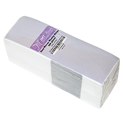 - JMT Beauty Non-woven Waxing Strips, 250 Count