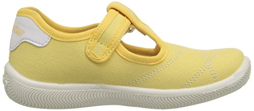 Naturino 7742 SS16 Y Mary Jane T-Strap (Toddler/Little Kid), Giallo, 25 EU(9 M US Toddler)