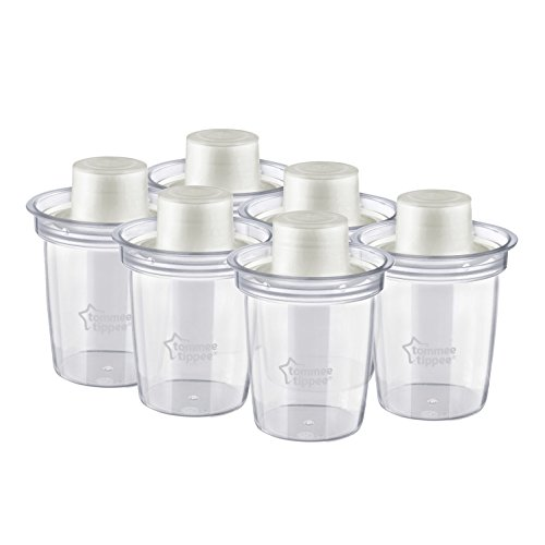 Tommee Tippee Baby Milk Powder and Formula Dispensers - Travel Storage Container, BPA-Free