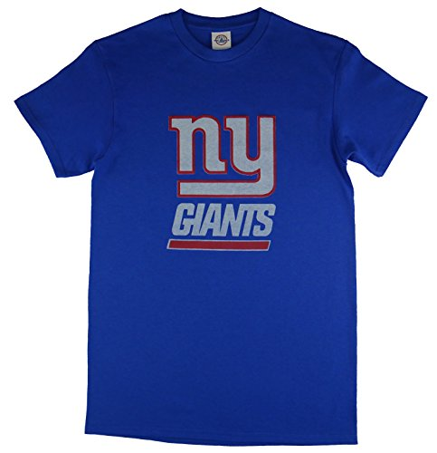 Giants Xl T-shirt (NY Giants Glow In The Dark Short Sleeve T-Shirt XL)