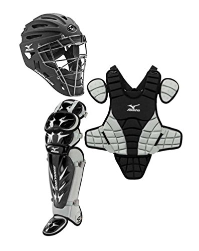 Mizuno Samurai Youth Baseball Catcher's Package by Mizuno