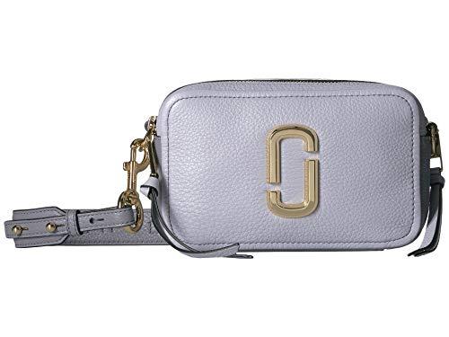 Marc Jacobs Women's The Softshot 21 Bag, Silver Lining Multi, One Size - Marc Jacobs Multi Pocket Handbag