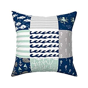 41r4zTuvfoL._SS300_ Nautical Bedding Sets & Nautical Bedspreads