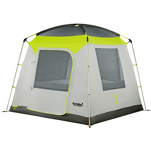 Eureka! Jade Canyon 4 Four-Person, Three-Season Camping Tent