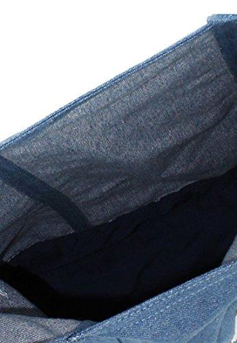 Rag Wash Slouch Women's Bag Light Denim London PRqdfFwP