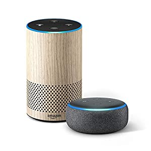 All- Echo (2nd Generation) by Amazon