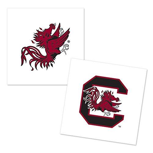 South Carolina Gamecocks Temporary Tattoo - 4 -
