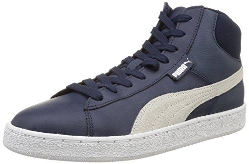 Eu Basket 1948 41 nbsp;mid white Bleu Chaussures Homme Peacoat L Puma Iv6qaq