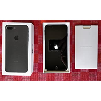 apple iphone 7 plus 256 gb unlocked black us. Black Bedroom Furniture Sets. Home Design Ideas