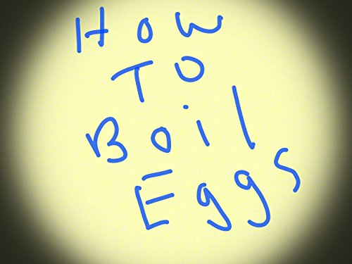 How To Boil Eggs: Easy Steps