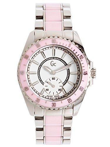 GUESS Factory Women's Sport Class Lady Pink (Guess Ceramic Watch)