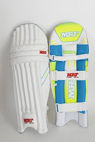 MRF Genius Warrior Cricket Batting Pad, Right - Pad Batting Hand Right