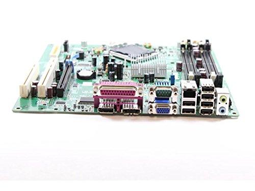 Dell Optiplex 760 Intel Q43 Express Chipset LGA775 Socket DDR2 SDRAM 4 Memory Slots 6 USB Ports Desktop MotherBoard R230R 0R230R CN-0R230R M859N D517D GA0403