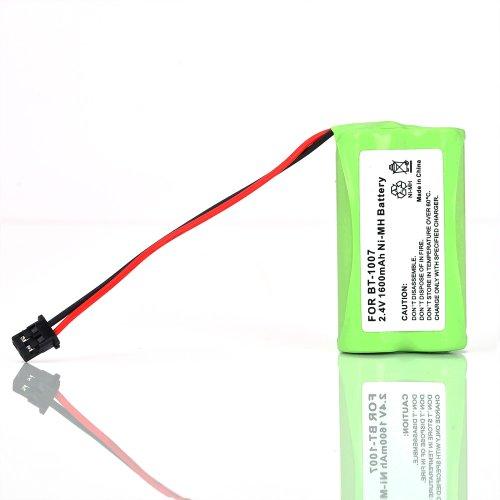 ATC Rechageable Cordless House Phone Battery Replace Uniden BT-1007 NABC 721040000 Energizer ER-P506 ERP506 AA Battery