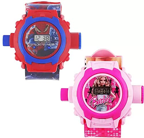 Sba prime Digital Girl and Boy watch