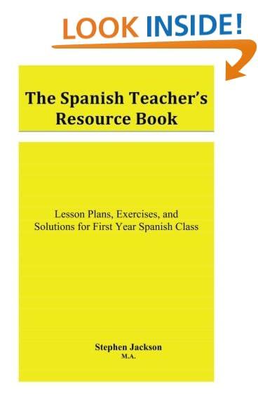 for Spanish Teacher's: Amazon.com