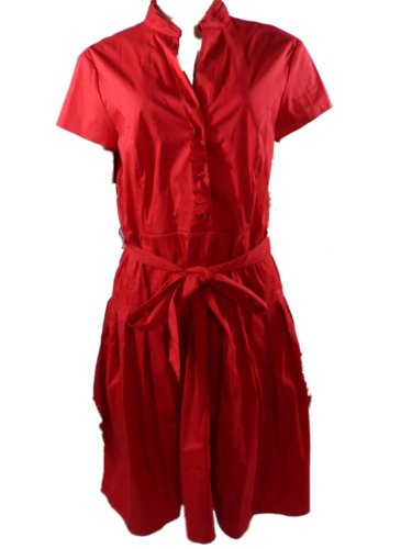 Buy audrey red dress jones and jones - 2
