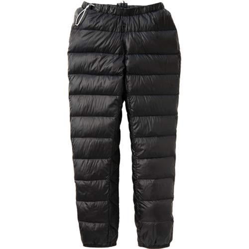 [해외]プロモンテ (PuroMonte) 아웃 도어 다운 팬츠 아래 약 70g WD011 블랙 XL / Promonte Outdoor Down Pants Feather Approx. 70g WD011 Black XL