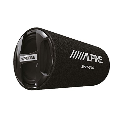 - Alpine SWT-S10 1200W Max (250W RMS) Single 10