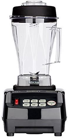 Licuadora JTC Omniblend V, Serie Profesional, sin BPA, jarra en ...