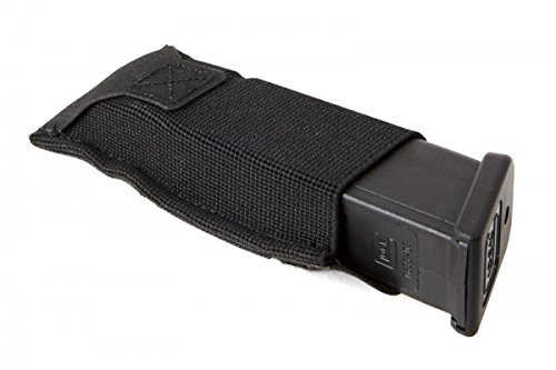 Blue Force Gear Belt Mounted Ten Speed Single Pistol Mag Pouch, - Force Blue Gear Mag