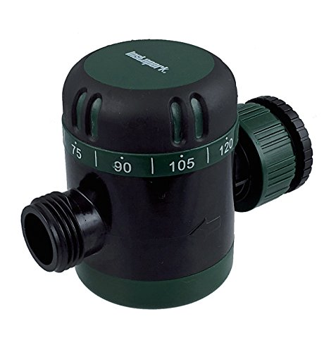 Instapark MWT-08 Outdoor Garden Hose End Automatic Shut off Mechanical Water Timer by Instapark
