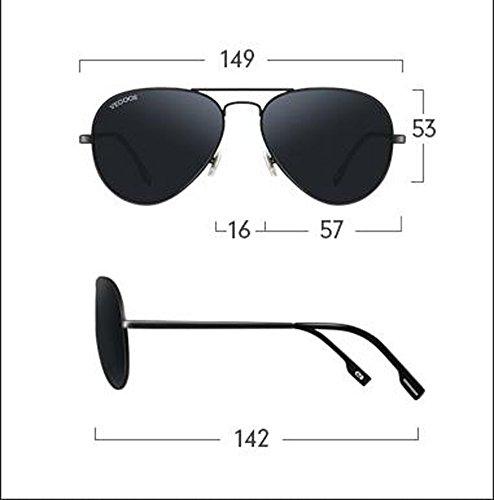 hommes conduite de Nouveau polariseur D hommes pour lunettes lunettes de soleil lunettes soleil pour de RgvxqRw