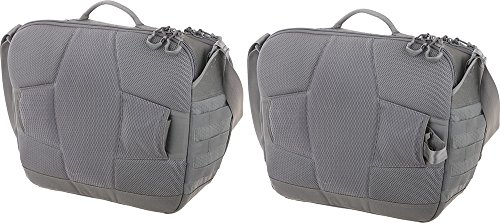 Maxpedition Skyvale Messenger Bag, Gray by Maxpedition (Image #3)