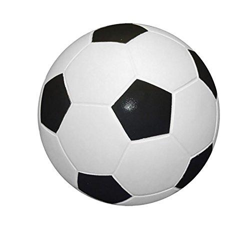 Foam Mini Soccer Balls 2 1/2 Inches, Set of (Foam Mini Play Ball)
