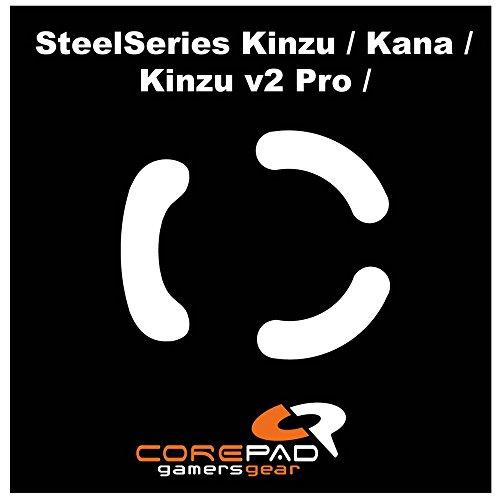 Corepad [Gaming Mouse Foot] Skatez for Steelseries Kinzu V2 Pro/Kinzu/Kana CS27760