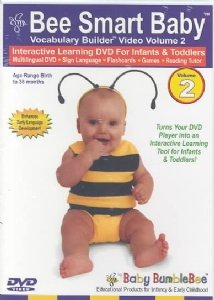 Bee Smart Baby Multilingual Vocabulary Builder (Bee Smart Baby Vocabulary)