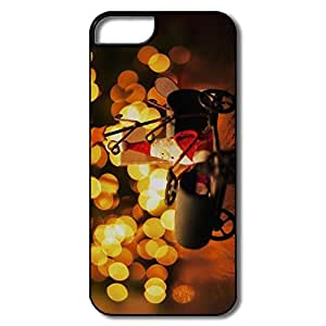 Funny Toy Santa IPhone 5/5s Case For Birthday Gift