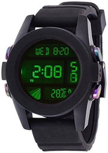 nixon unit watch black - 9