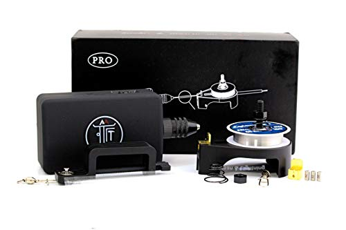 AvidArtisan Daedalus Pro - Full Kit with Drill (Best Wire For Coil Building)
