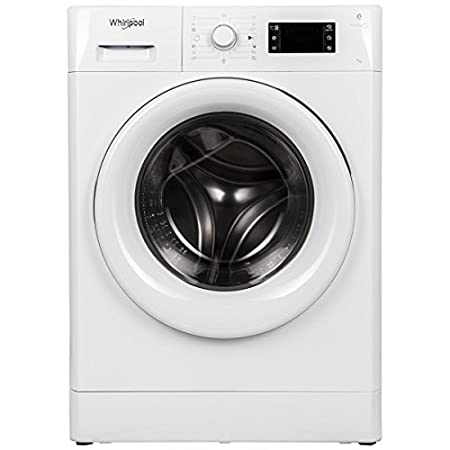 Whirlpool FWSG71283W IT Independiente Carga frontal 7kg 1200RPM A ...