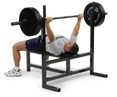 Olympic Bench Press by Gill Athletics