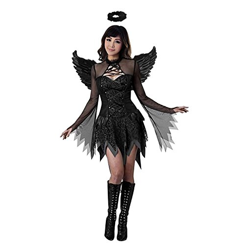 Lisli (Womens Sexy Fallen Angel Costumes)
