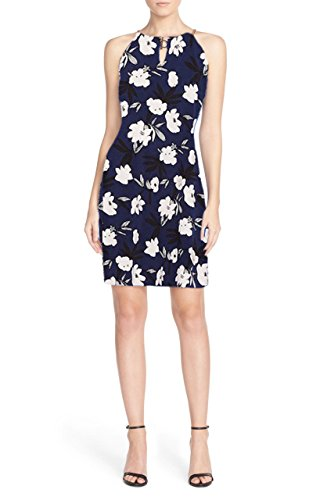 Island Floral Print Dress - 9