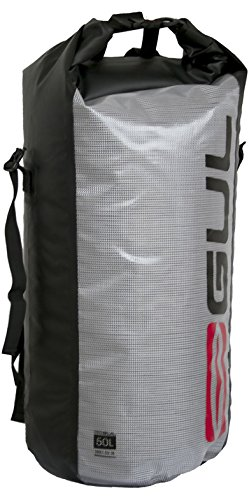 Gul Dry Bag 50L with Ruc Sack Straps LU0120