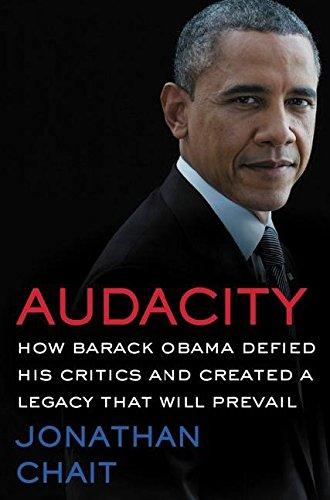 Barack Obama Audacity 9780062426970